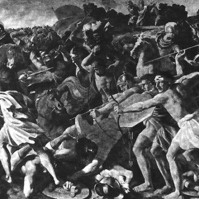 Снова о «жестокости» Ветхого Завета. «Теперь иди и порази Амалика…» (1Цар.15:3)