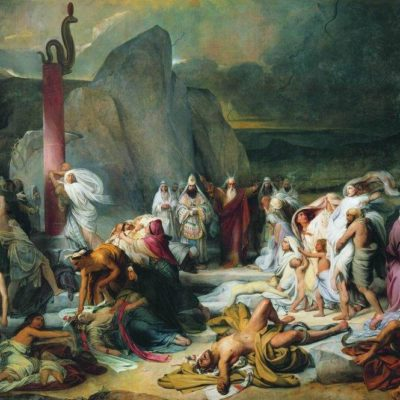 О Ком говорил Моисей во Втор.18:15-18?