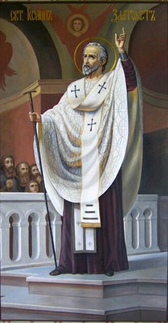 Слово огласительное на Святую Пасху свт. Иоанна Златоуста