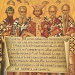 Синаксарь в неделю святых 318 Богоносных отец, иже в Никеи