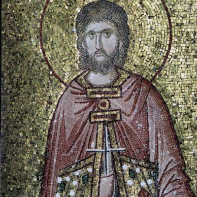 Память святого мученика Христофора Ликийского 9 / 22 мая