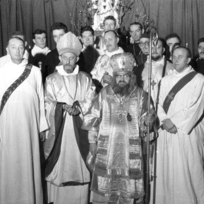 5 святых-модернистов