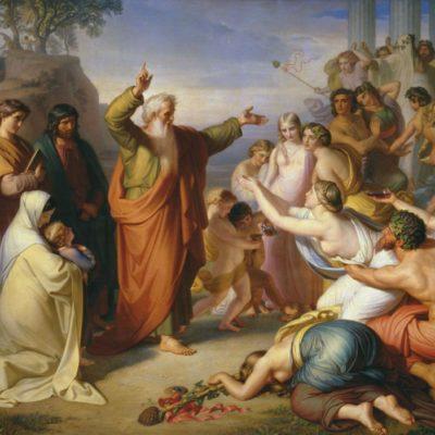 Блажен, кто вкусит хлеба в Царствии Божием (Лк. 14:15). Часть 2.
