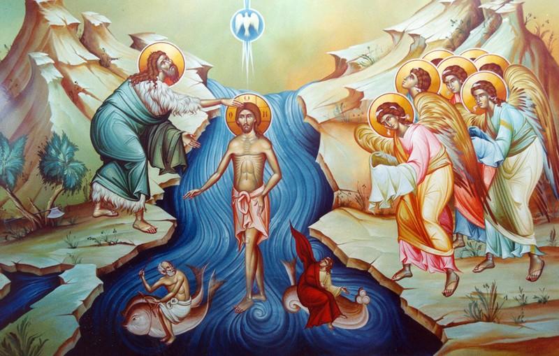 Картинки о крещении господнем для детей, картинки клещами