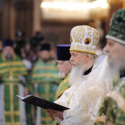 Святитель Иннокентий Херсонский об источниках вероучения Православной Церкви