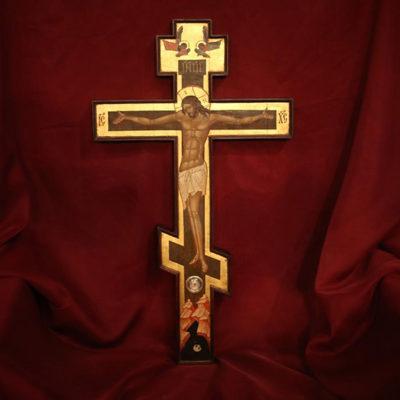 Неделя третья Великого поста — Крестопоклонная
