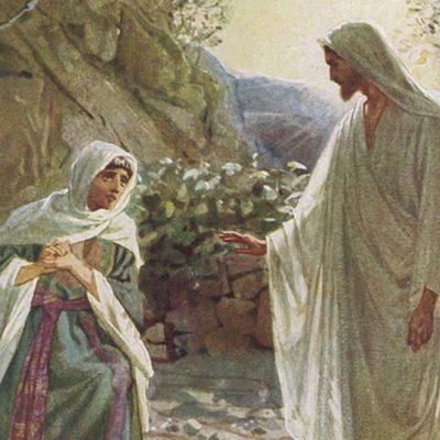 Явление воскресшего Христа святой Марии Магдалине: нравственное и богословское содержание