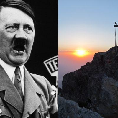 Афон и Греция: «Адольф Гитлер — великий Царь Европы»!