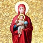 Валаамская икона Божьей Матери