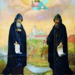 Памяти преподобных Сергия и Германа Валаамских