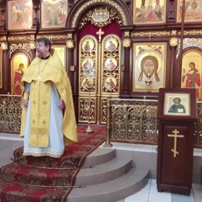 Иерей Константин Корепанов. Проповедь в вторую неделю по Пятидесятнице