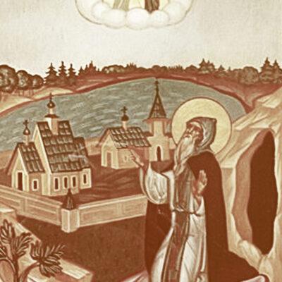 Забытый властями, но не Богом… (Ионо-Яшезерский монастырь)
