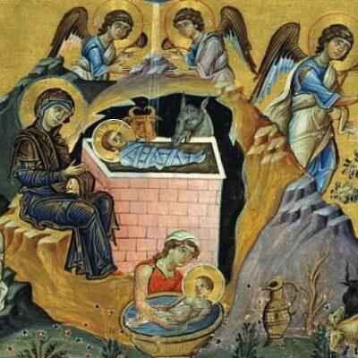 Каноны и трипеснцы приготовительных дней к Рождеству Христову