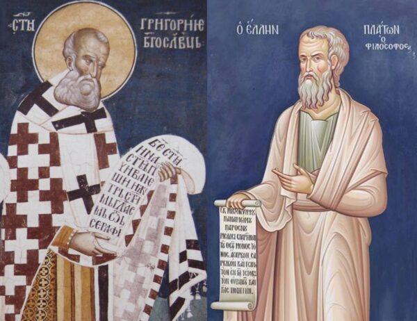 К вопросу о сходстве «Государства» Платона и «Апологии» свт. Григория Богослова