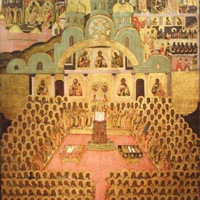 VII Вселенский Собор и вопрос действительности хиротоний в еретических сообществах