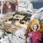 Храмовая Скала, праздник православной молодежии мученик Трифон.....