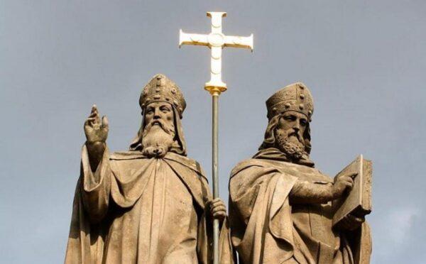Апостолы славян и Filioque