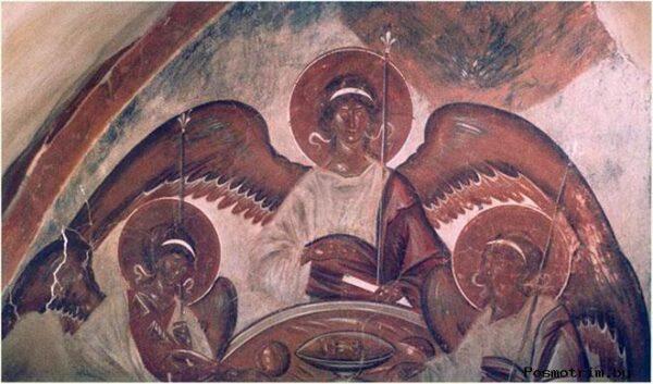 Каноны Троице, читаемые на воскресной полунощнице