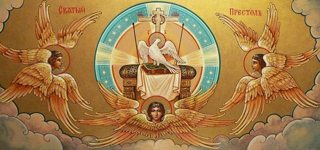 Синаксарь в понедельник Святого Духа