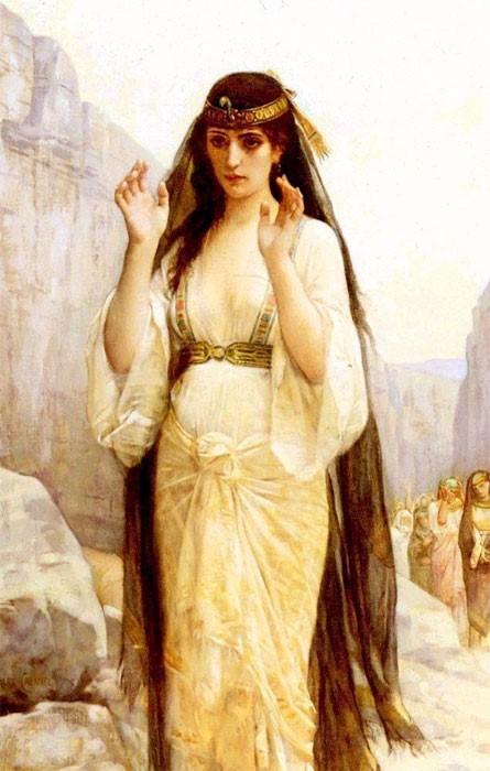 Дочь Иеффая